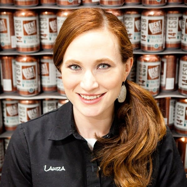Laura Mullen of Bent Paddle Brewing