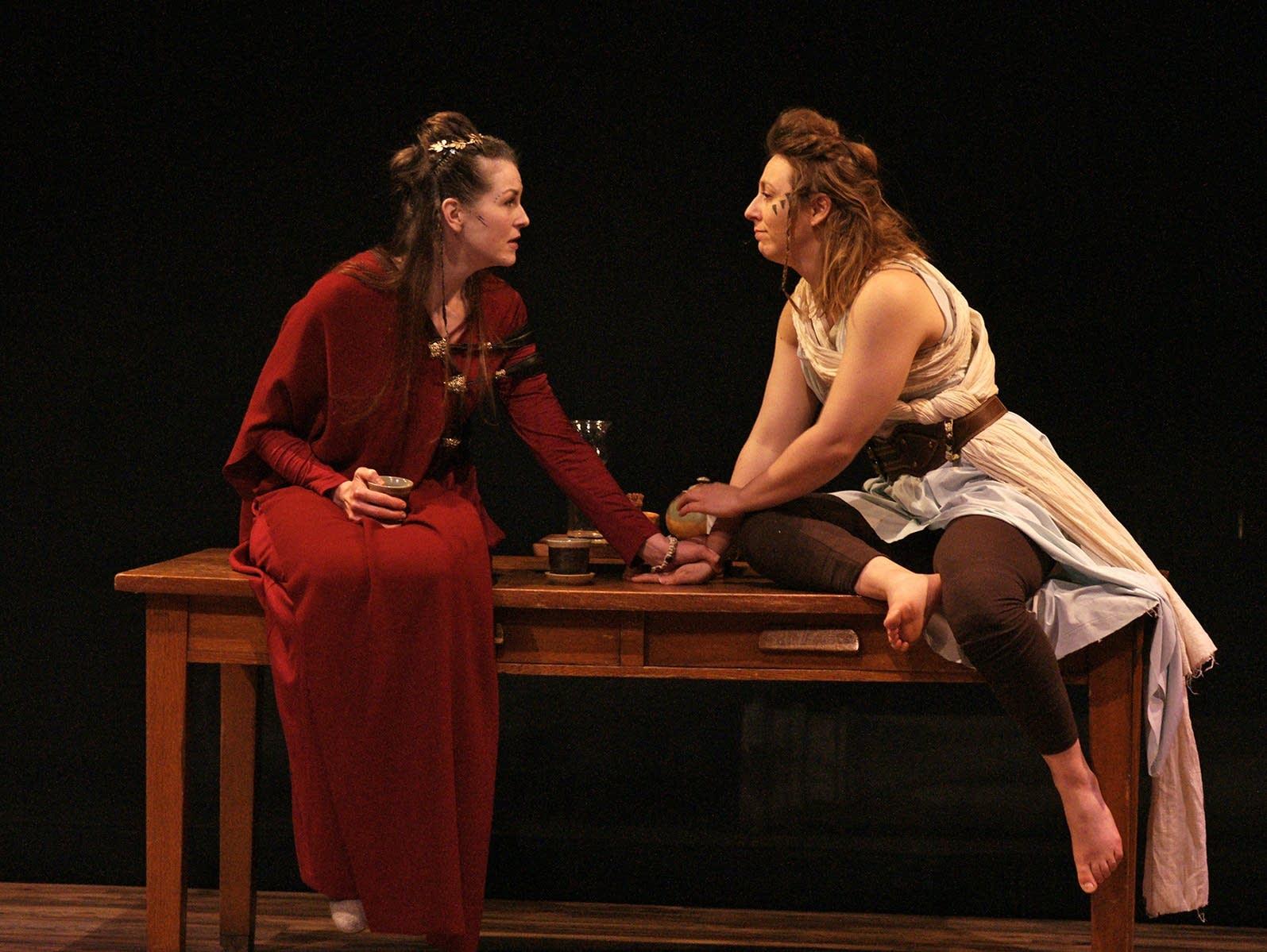 """""""Antigone"""" at Park Square Theatre"""