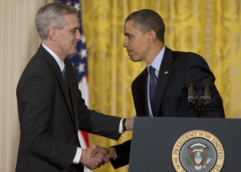 Barack Obama, Denis McDonough