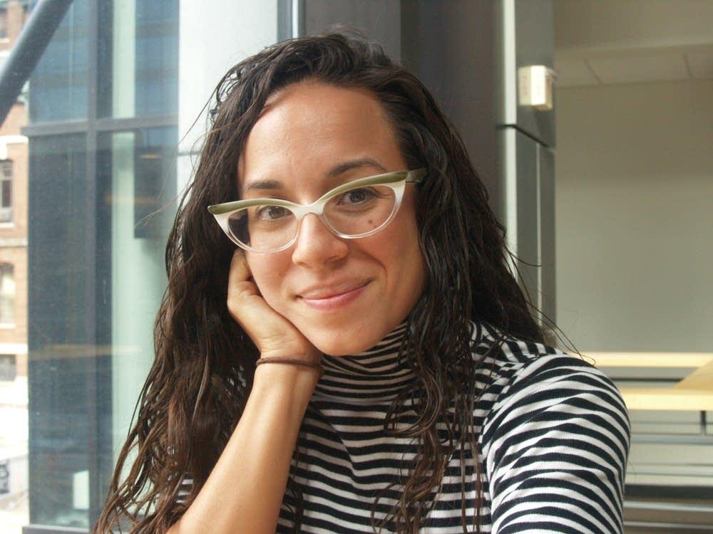 Miami-based choreographer Rosie Herrera