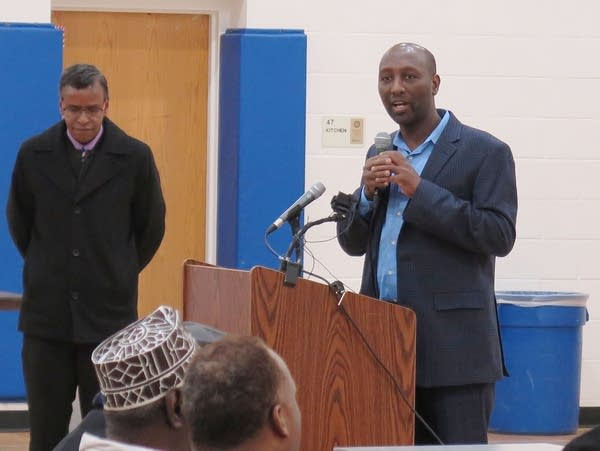 State Rep. Mohamud Noor, DFL-Minneapolis