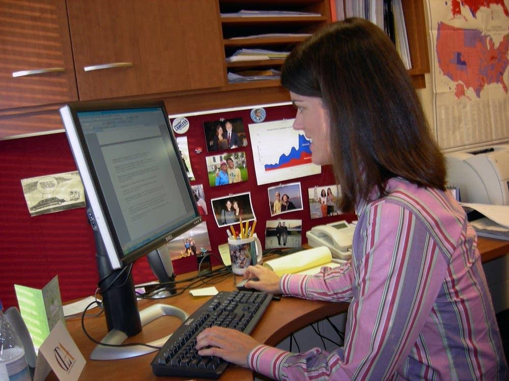 U of M political scientist Kathryn Pearson