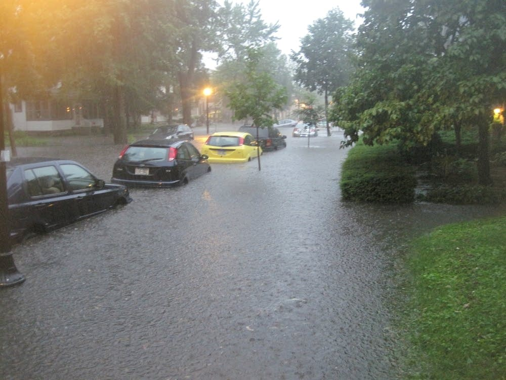 Minneapolis flooding