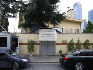 Saudi consulate