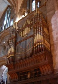 1892 Willis at Hereford Cathedral
