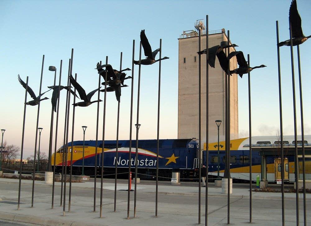 Northstar sculpture