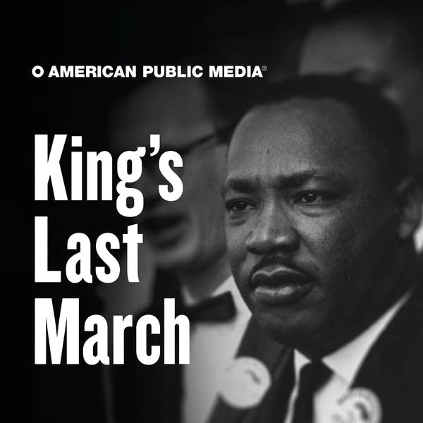 King's Last March 3000 x 3000 logo