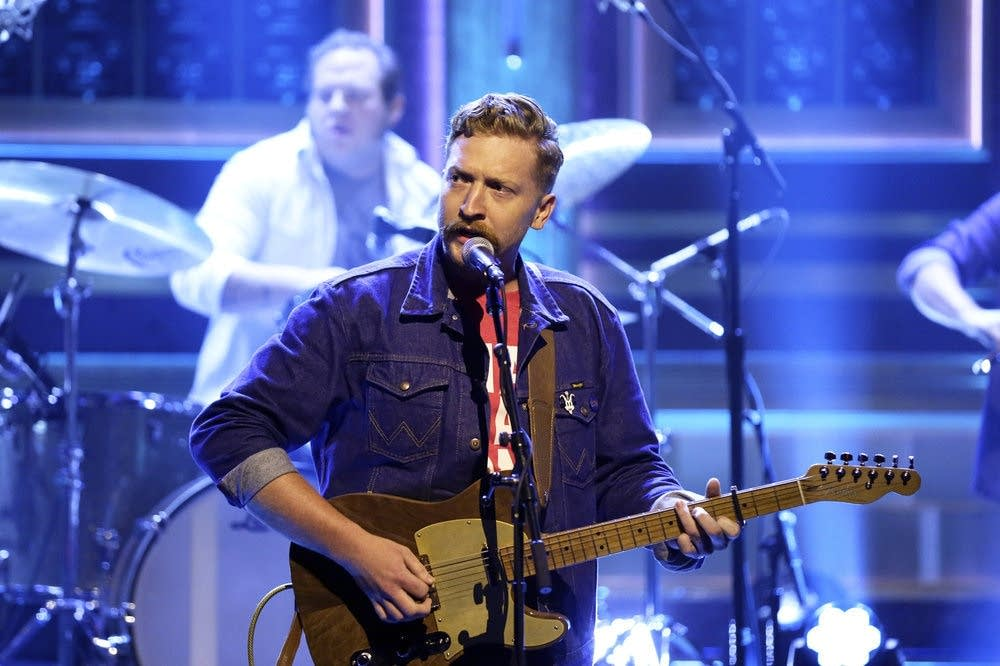 Tyler Childers performs on 'The Tonight Show Starring Jimmy Fallon'