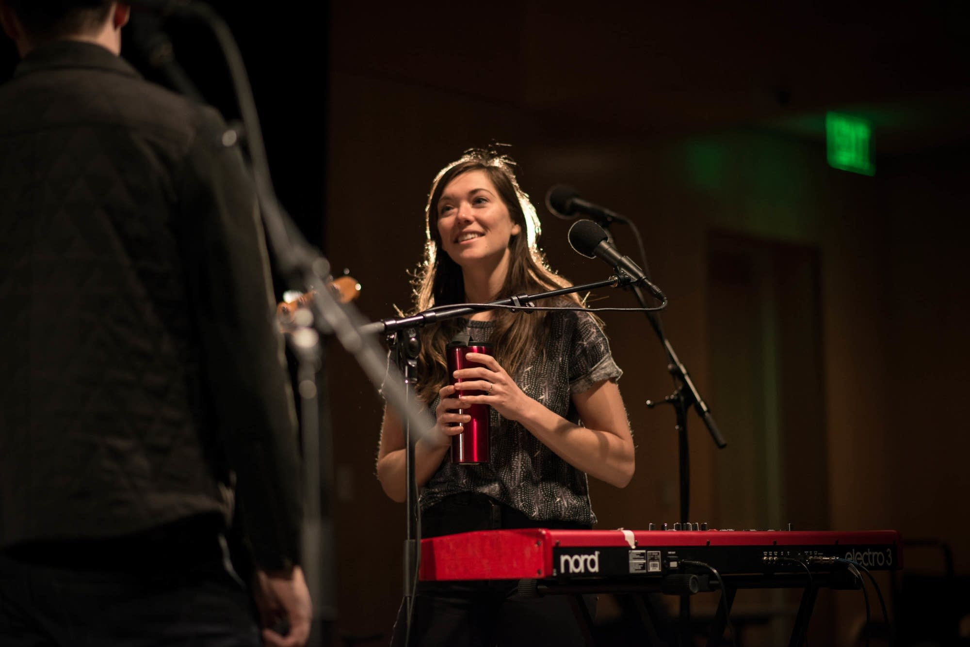 jeremy messersmith keyboardist Sarah Perbix
