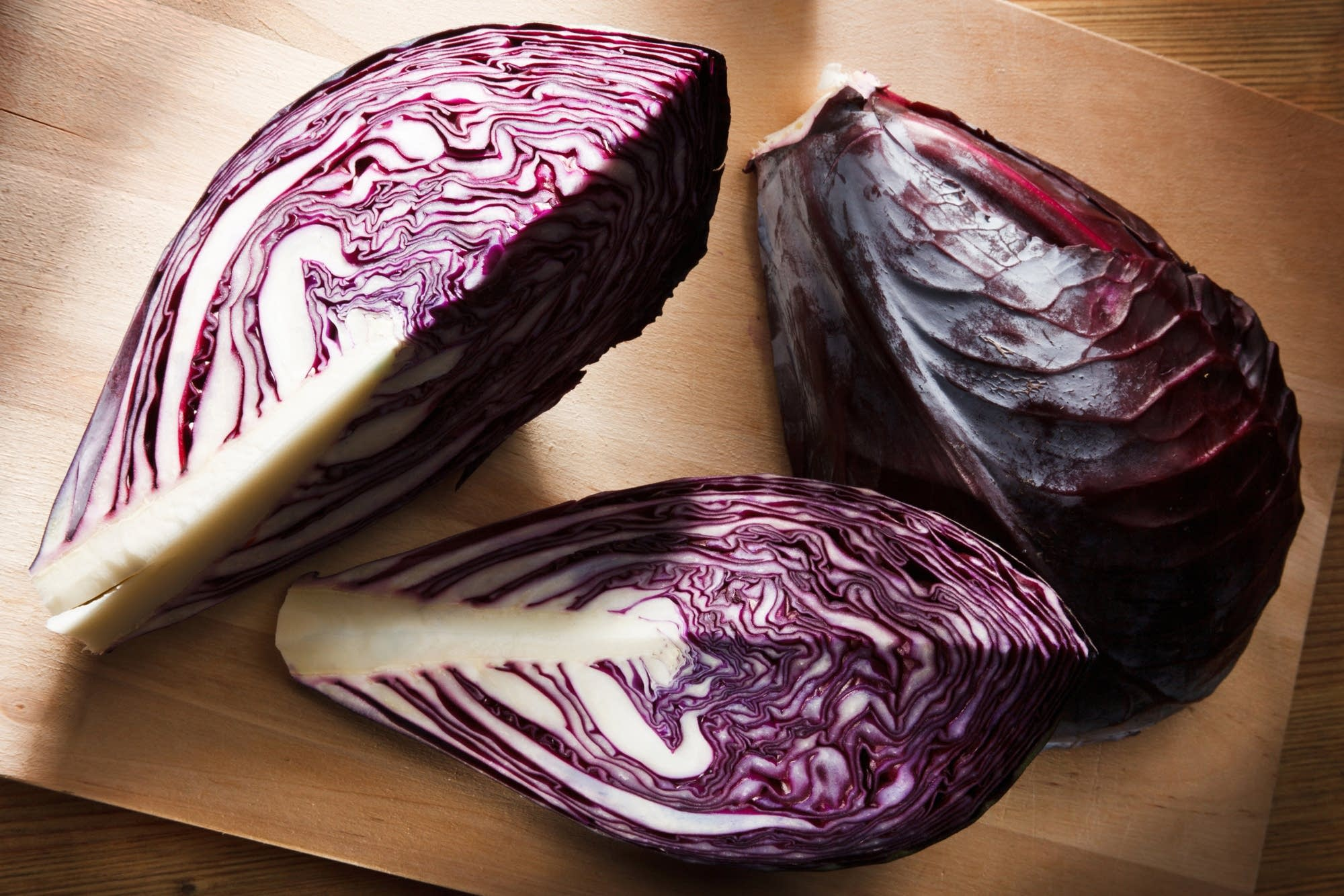 Mustard Glazed Red Cabbage The Splendid Table