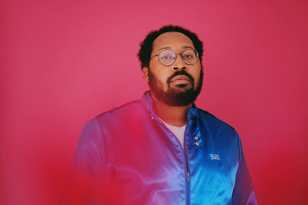 Bartees Strange is a producer and songwriter in Washington, D.C.