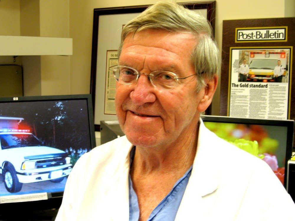 Dr. Roger White