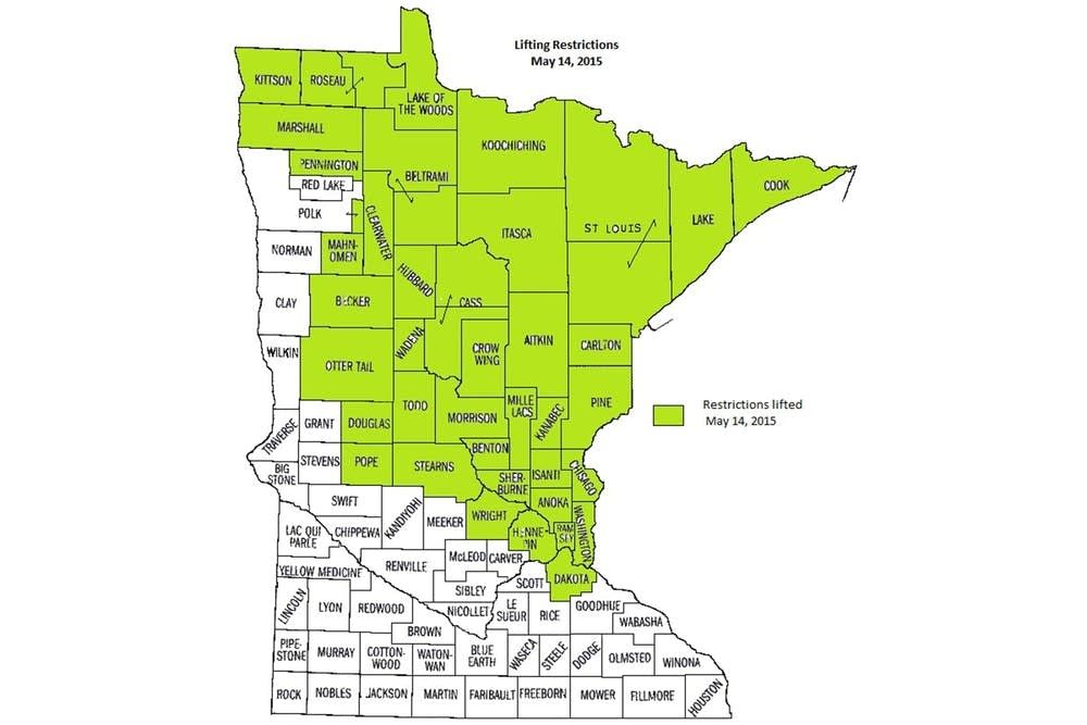 Mn Department Of Natural Resources Burning Permit