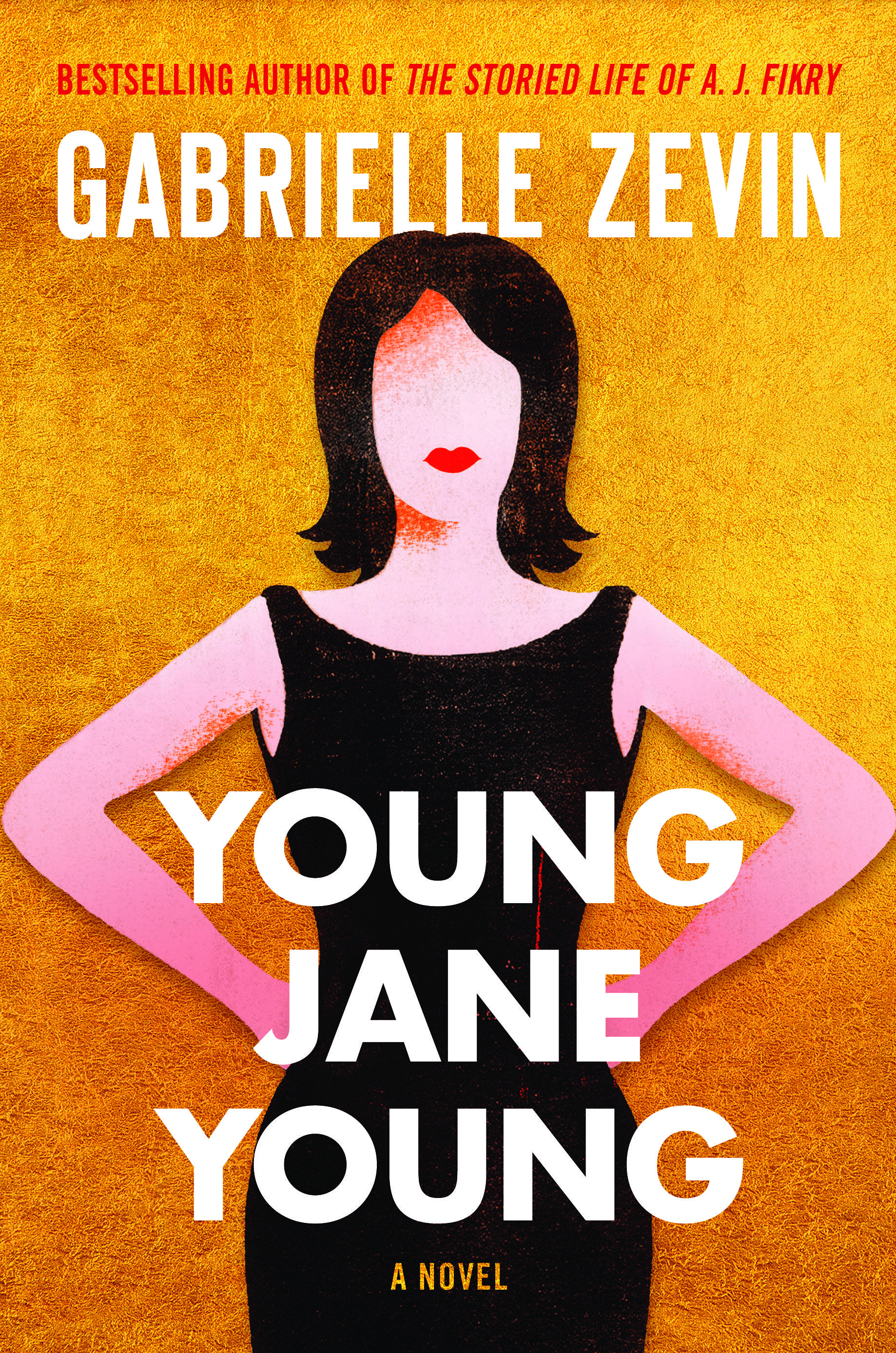 "The cover for ""Young Jane Young"""