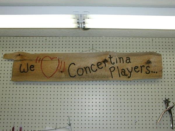 Love concertinas