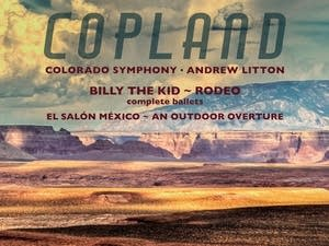 Colorado Symphony, Litton; Copland