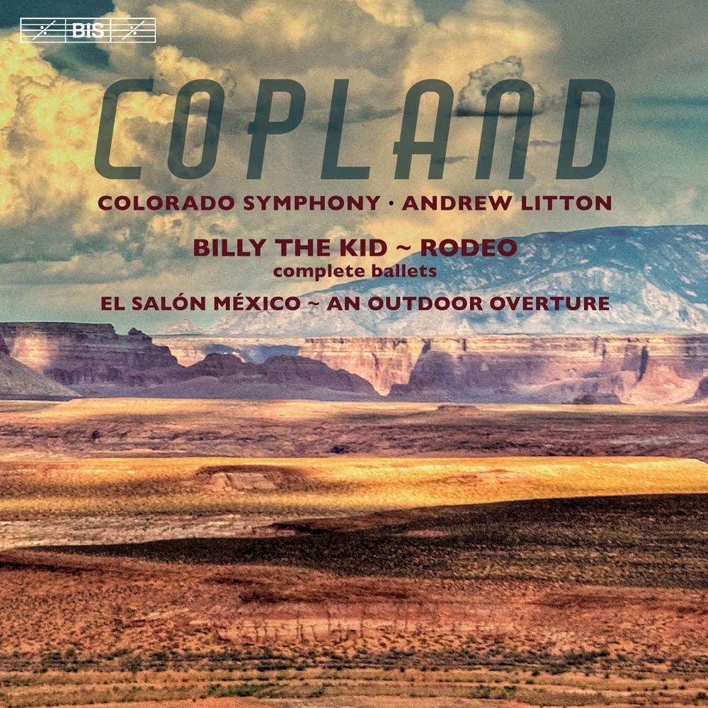 Colorado Symphony, Litton; Copland