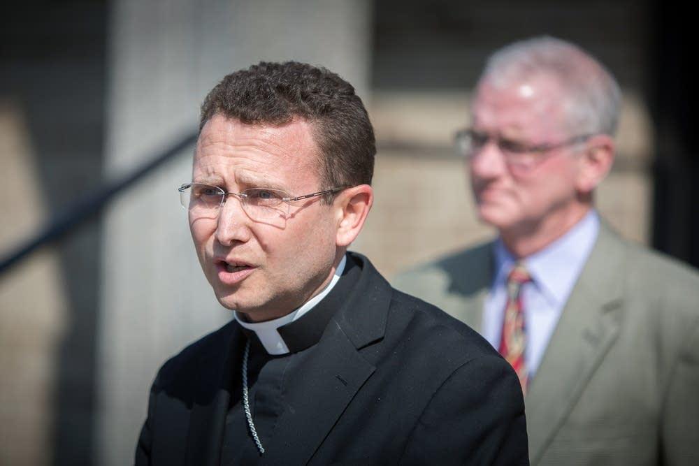 Auxiliary bishop Andrew Cozzens