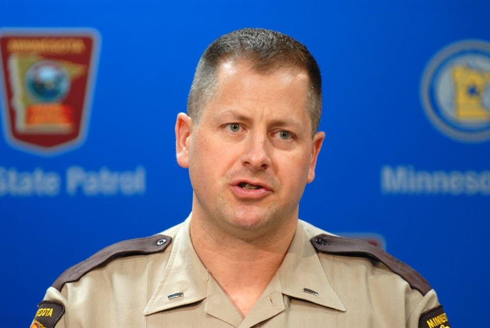 Lt. Eric Roeske