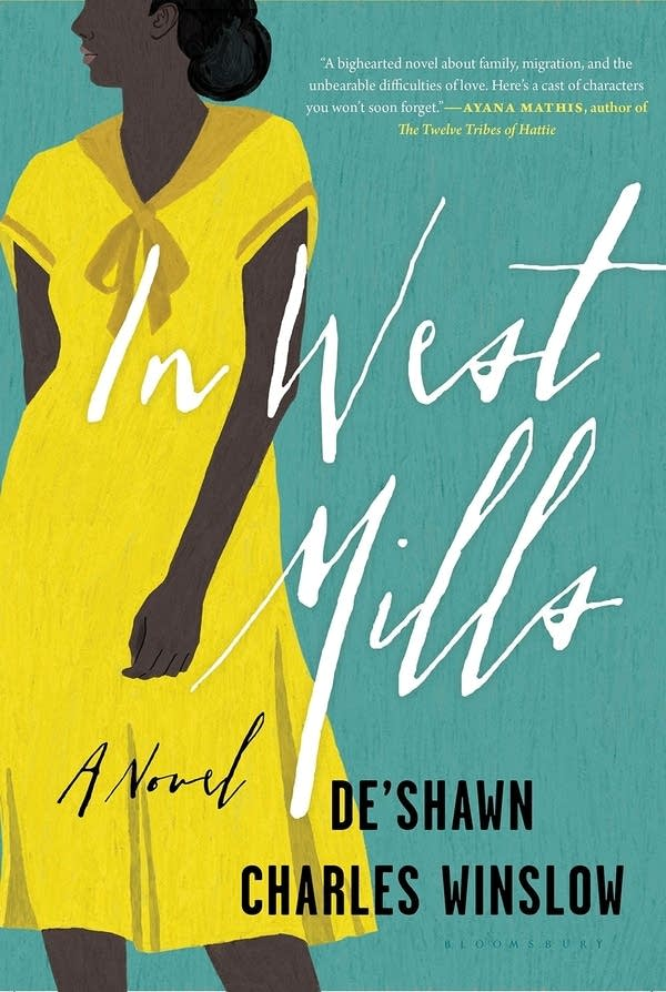 'In West Mills' by De'Shawn Charles Winslow