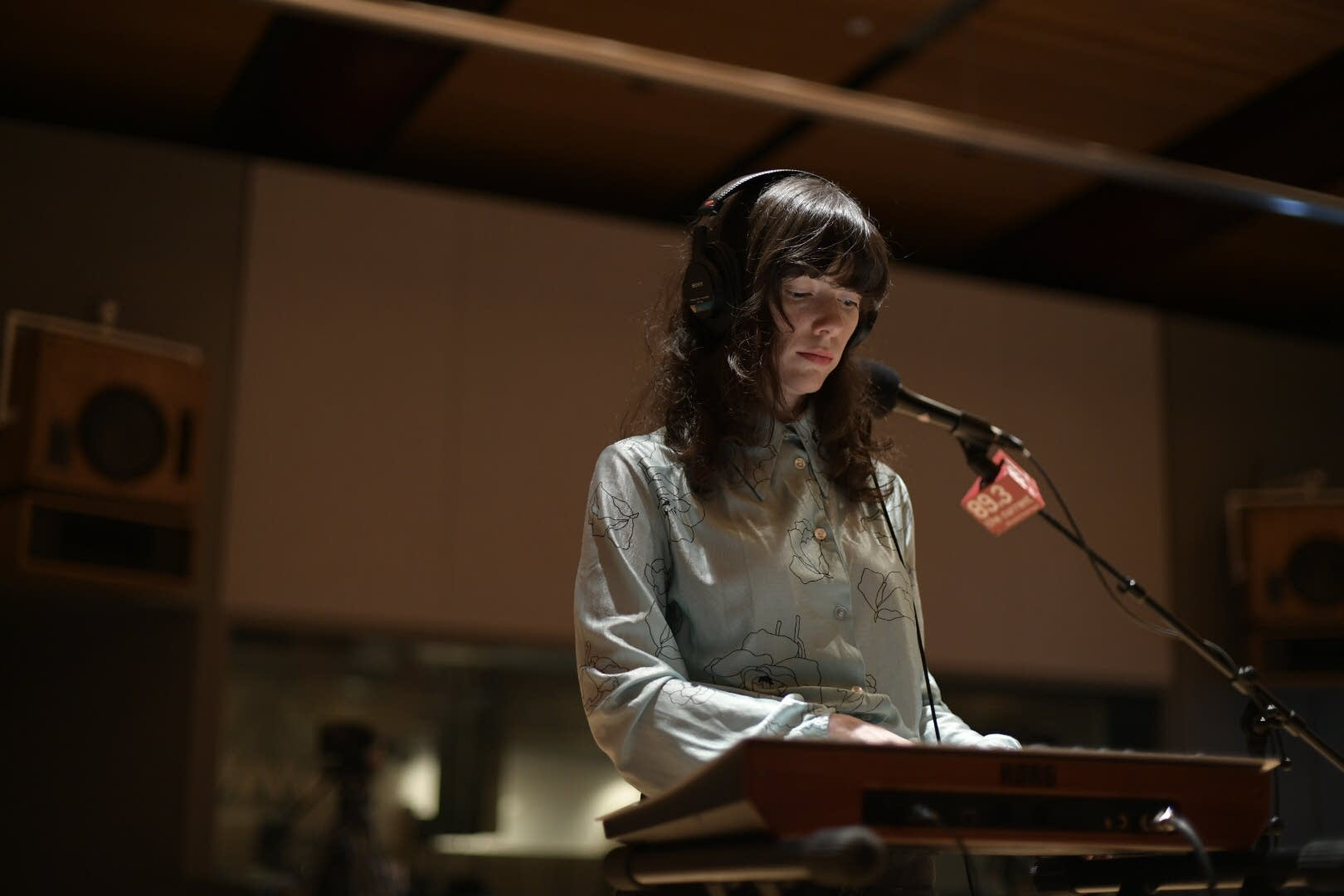 Natalie Prass performs in The Current's studio