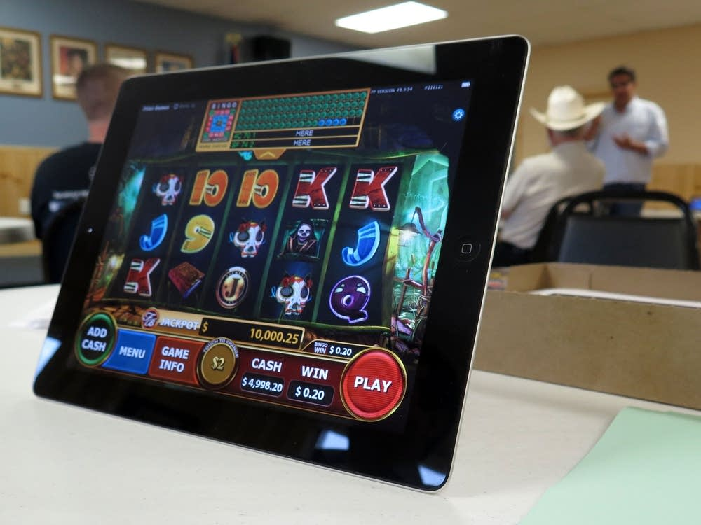 Gambling electronic devises how do you play the card game casino