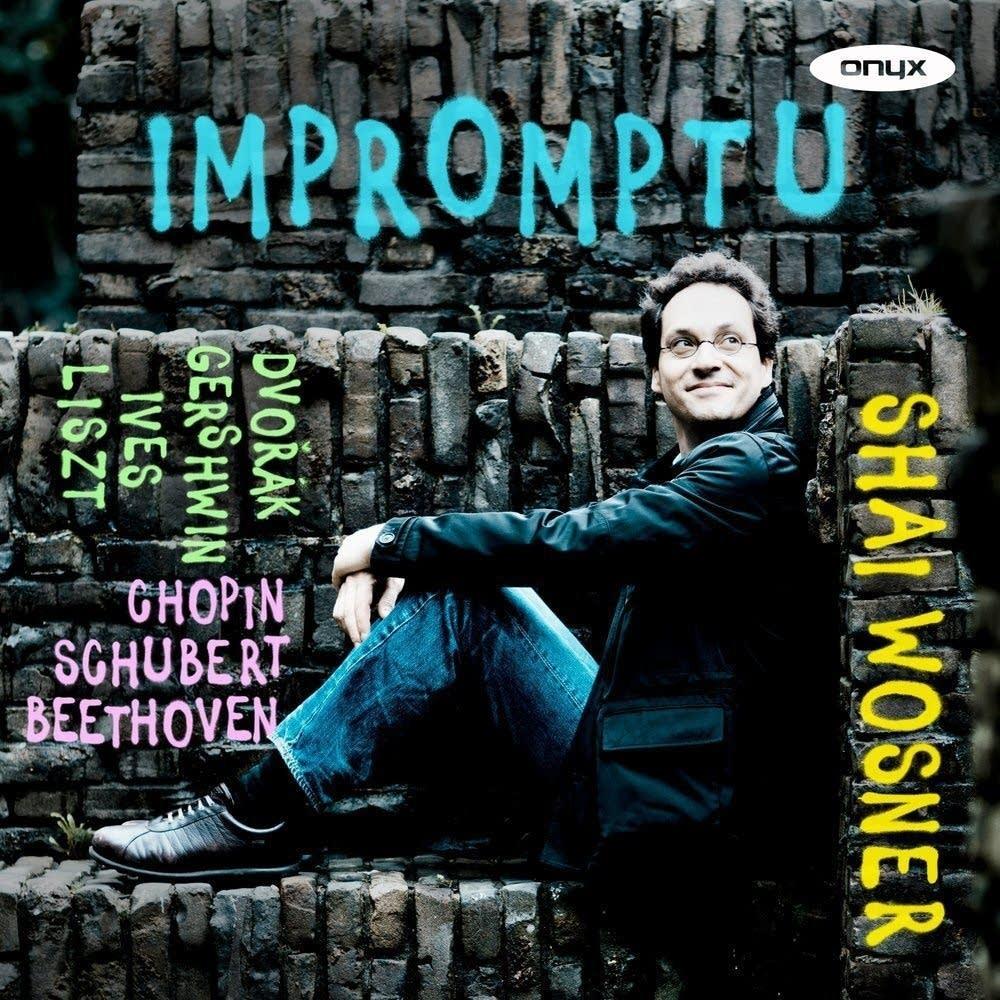 Shai Wosner 'Impromptu'