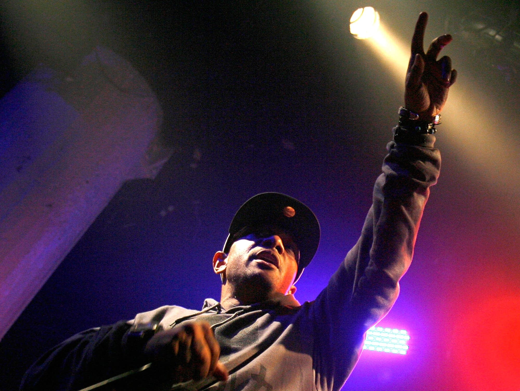 Prodigy performs in New York in 2012.
