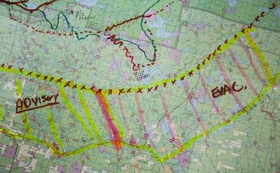 Pagami Creek Fire Map.Bwca Fire Pauses With Help From Weather Your Classical Yourclassical