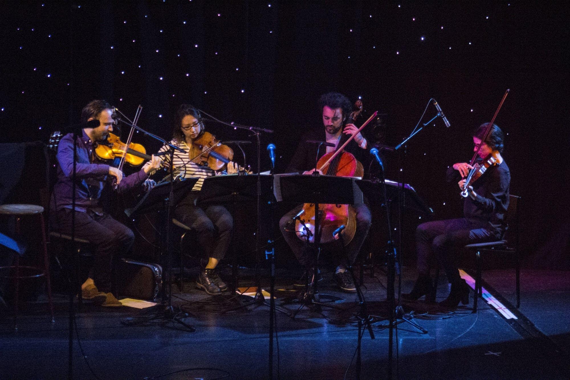 Alesund - 27 - The Knights Quartet