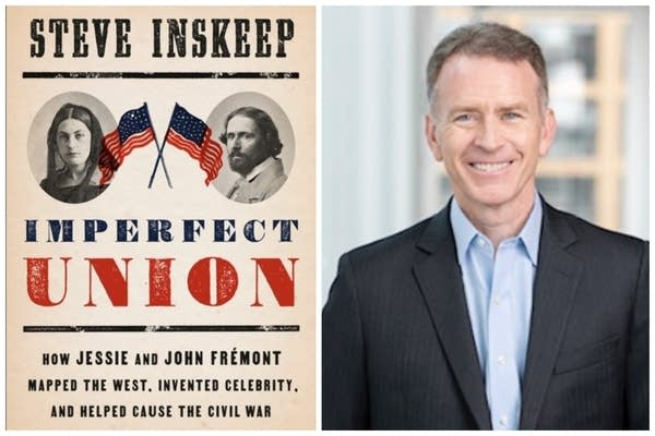Steven Inskeep's new book 'Imperfect Union'