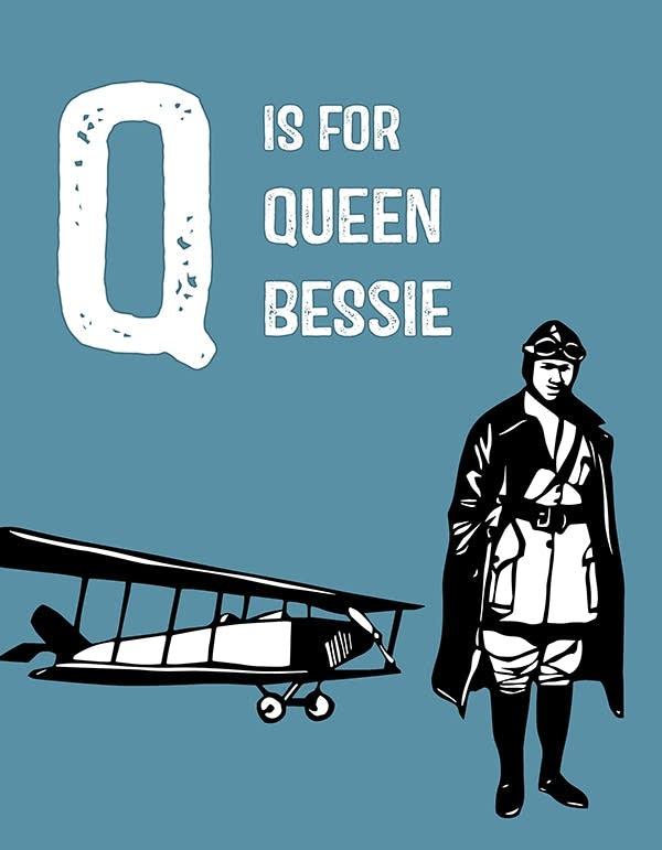 """""""Queen Bessie"""" Coleman"""
