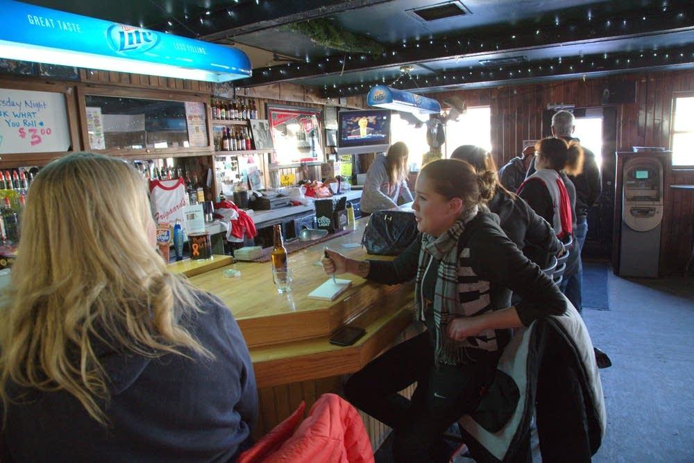 Frigaard's Bar in Willernie