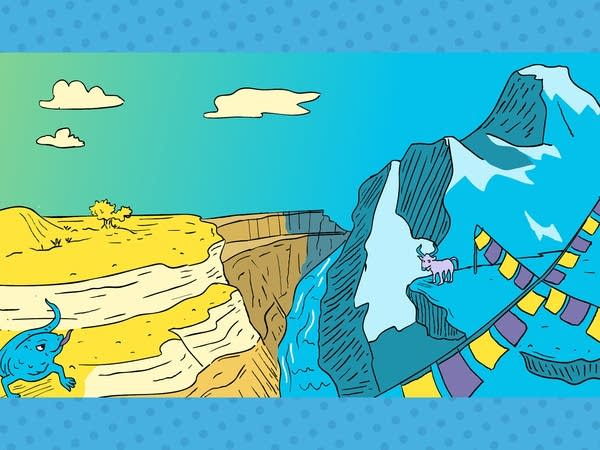 Smash Boom Best: Grand Canyon vs Mount Everest