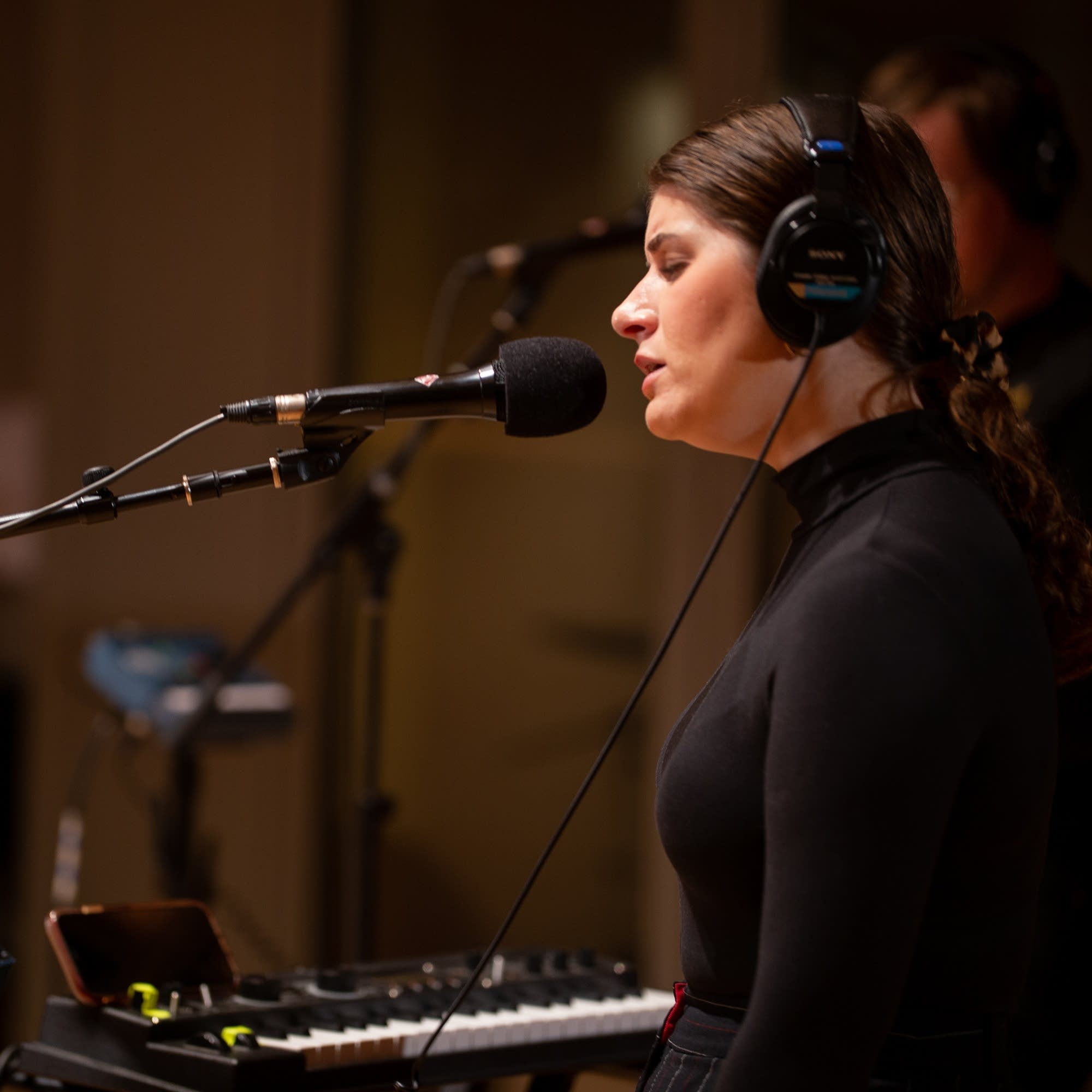 Best Coast perform in The Current studio