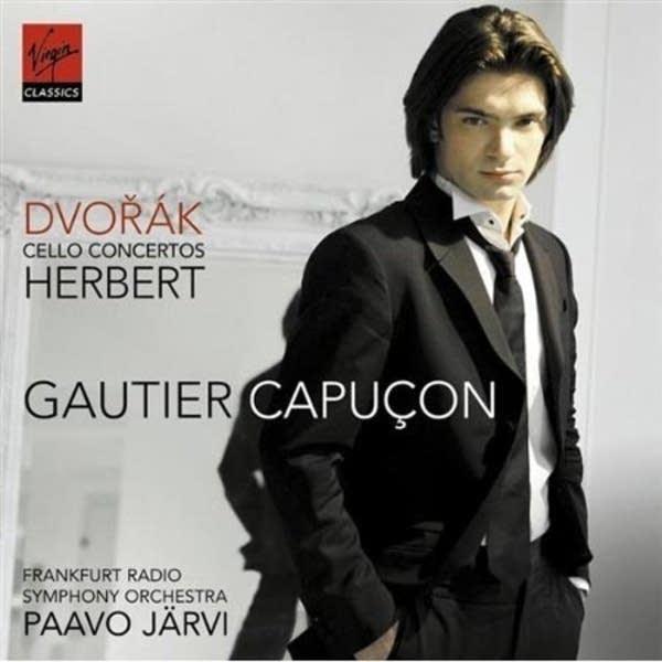 Dvorak - Herbert: Cello Concertos - Gautier Capuco