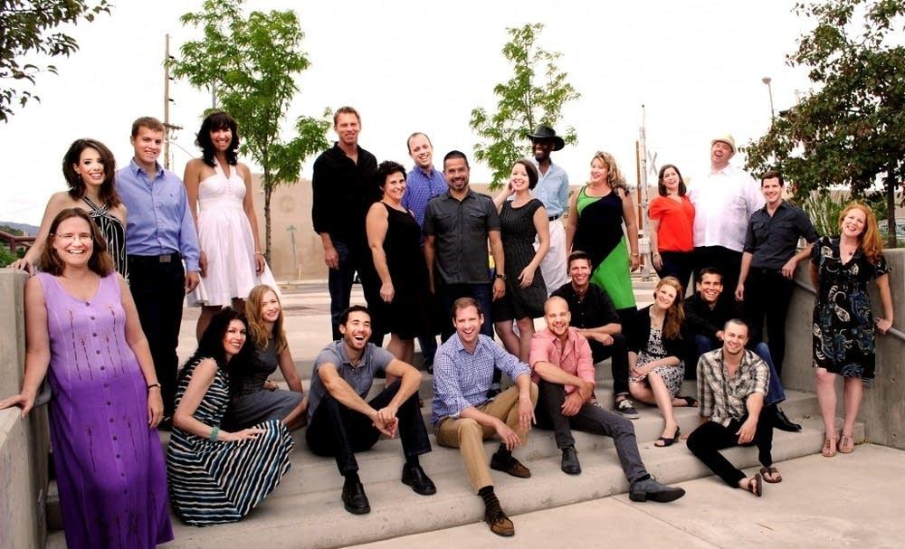 Photo of the Santa Fe Desert Chorale