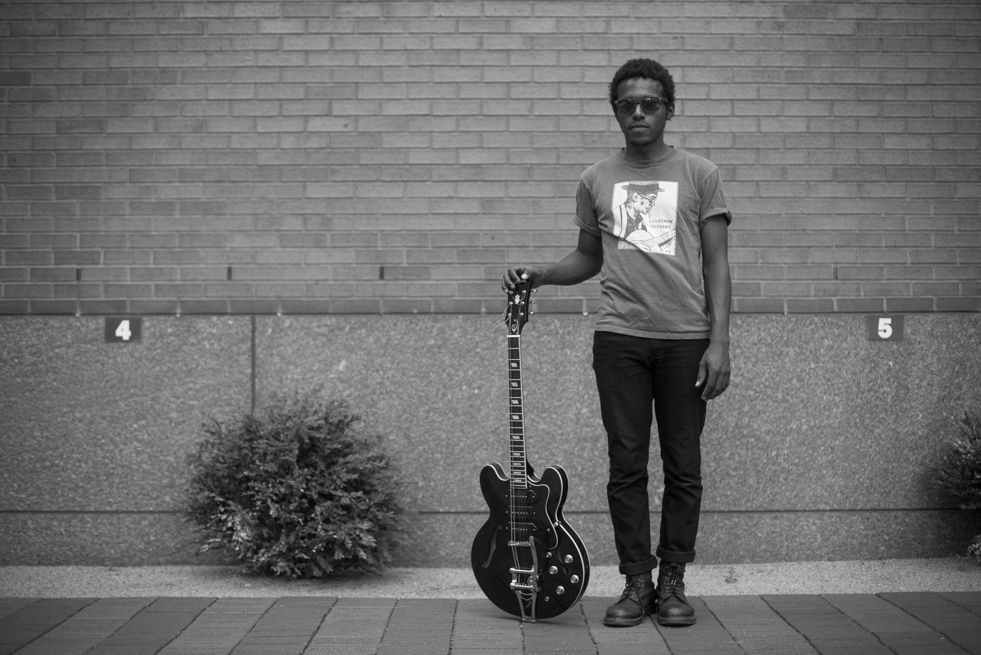 benjamin booker guitar 2