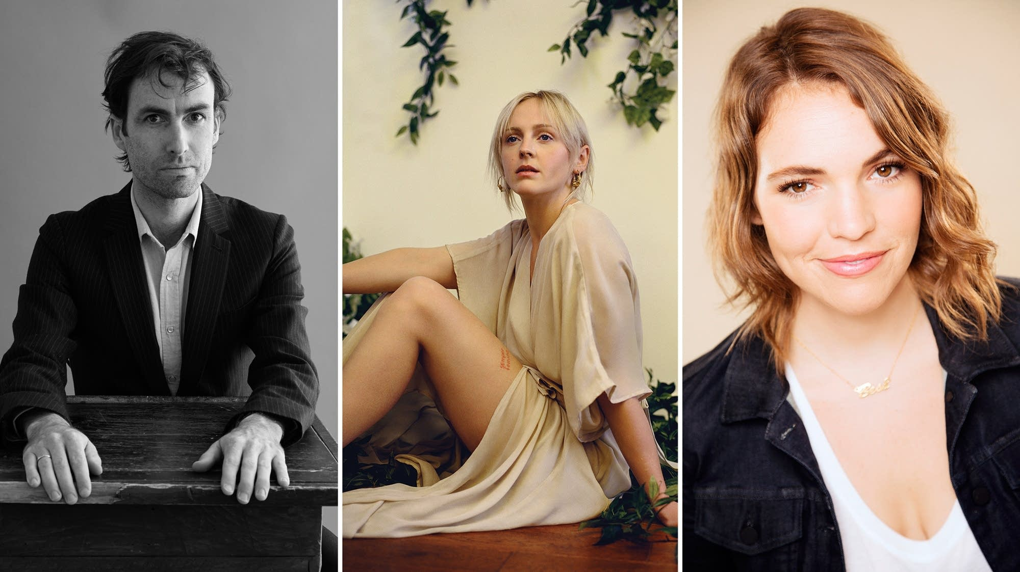 Andrew Bird, Laura Marling, Beth Stelling