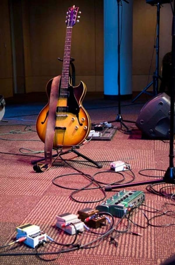 Andrew Bird's Gear