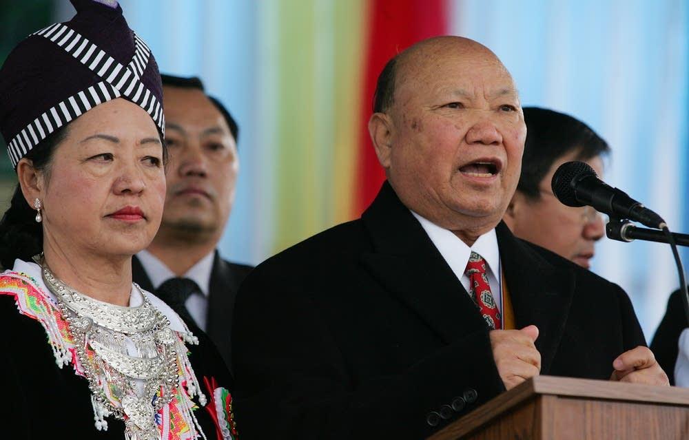 Gen. Vang Pao