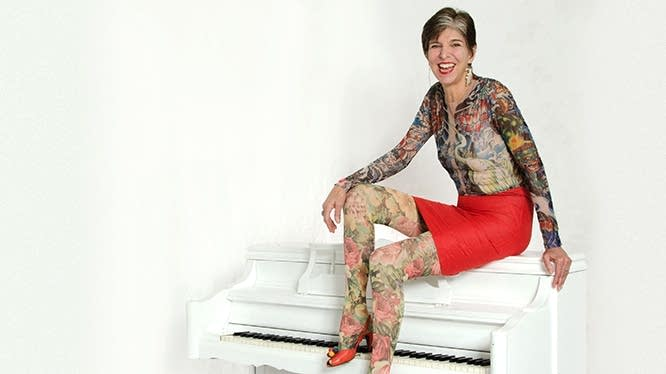 Marcia Ball - photo by Mary Keating Bruton