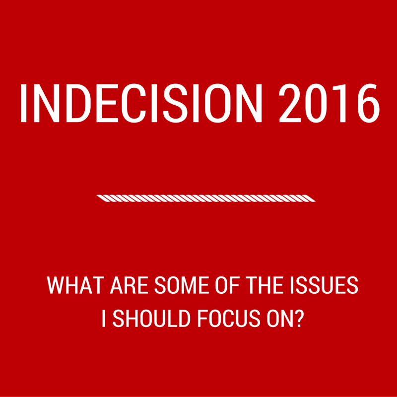 Indecision 2016