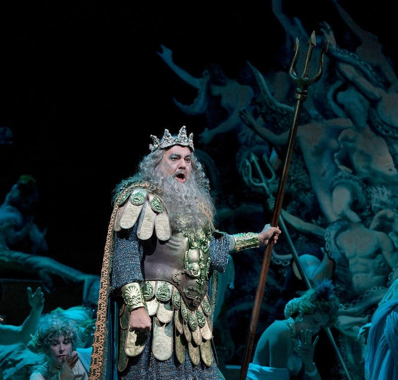 Placido Domingo as Neptune