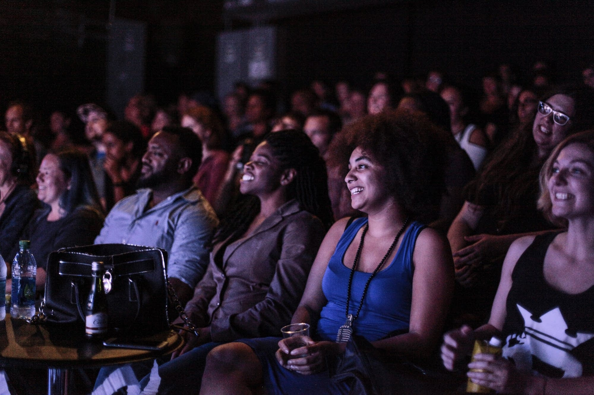 A sold out show brought audiences of different ages, races, and gender.