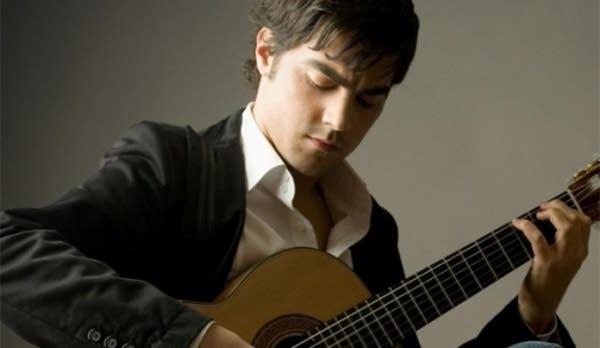 Milos Karadaglic, guitar