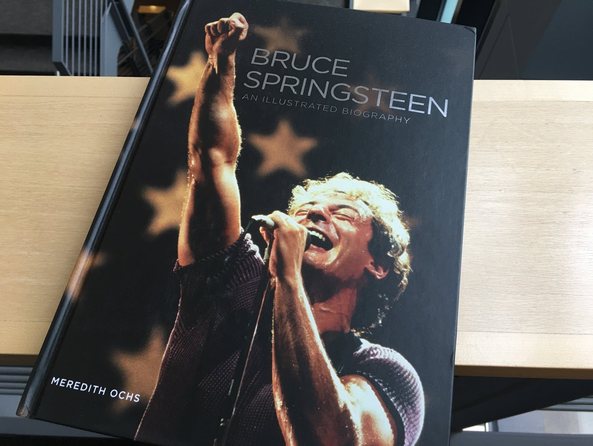 Meredith Ochs's 'Bruce Springsteen: An Illustrated Biography.'