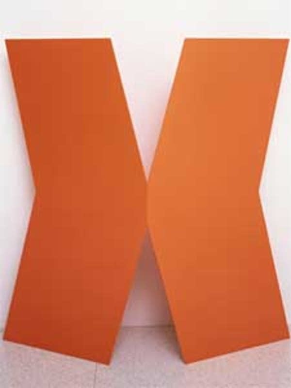 """Gate"" by Ellsworth Kelly"