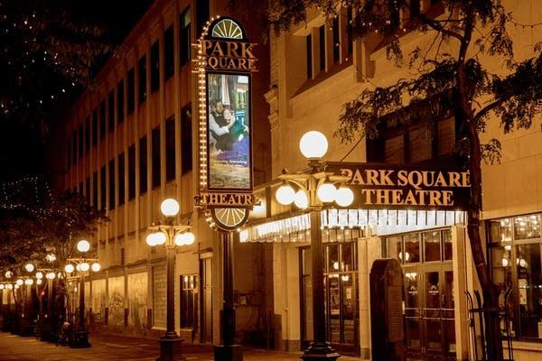 Park Square Theatre exterior