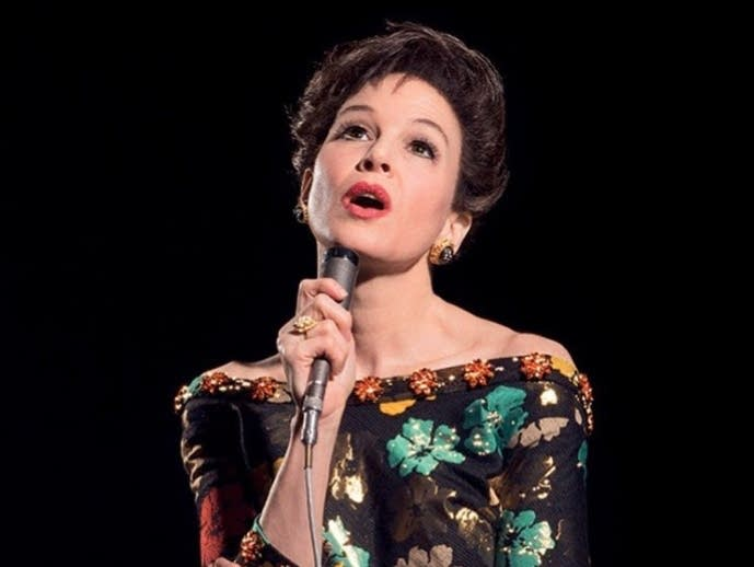 Renee Zellweger as Judy Garland in 'Judy.'
